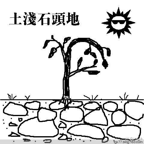 石头素材简笔画